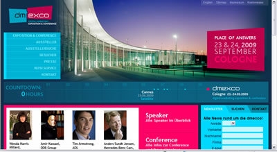 dmexco screenshot