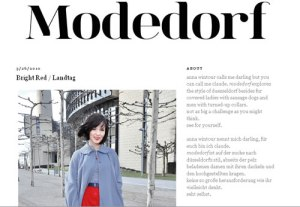 Modedorf