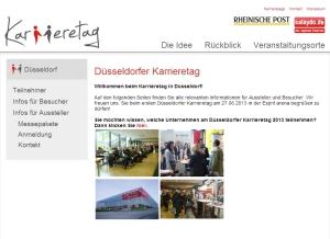 karrieretag Düsseldorf