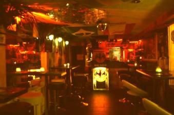 mirrors bar