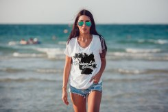 Caribbean life Germany T-Shirt Strand